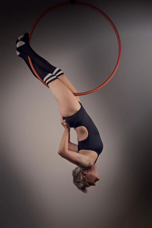 aerial hoop classes plymouth