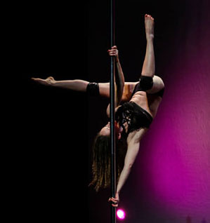 carleen pole dance lessons plymouth